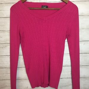 Cielo magenta long sleeve